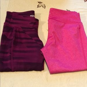 Old Navy work out pant lot